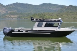 2015 - River Hawk Boats - SH Pro Cuddy 22