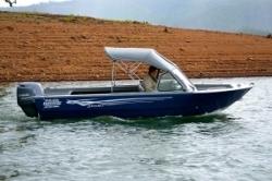 2015 - River Hawk Boats - SH Sport 160