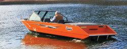 2018-River Hawk Boats Paragon Jet 21