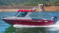 2019 - River Hawk Boats - Coastal Cuddy 22
