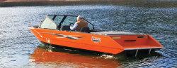2019-River Hawk Boats Paragon Jet 21