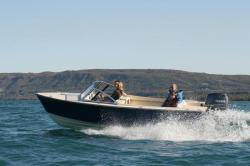 2016 - Rossiter - Rossiter 17 Closed Deck Runabout