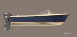 2017 - Rossiter - Rossiter 20 Coastal Cruiser
