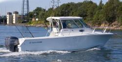 2010 - Sailfish Boats - 2660 WAC Pilot House