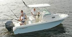 2010 - Sailfish Boats - 218 WAC