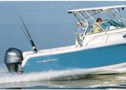 2011 - Sailfish Boats - 2360 WAC