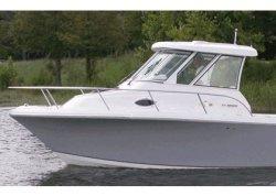 2011 - Sailfish Boats - 2360 WAC Pilot House