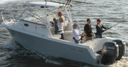 2013 - Sailfish Boats - 270 WAC