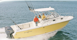 2013 - Sailfish Boats - 320 Express