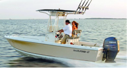 2013 - Sailfish Boats - 208 CC