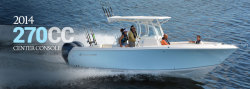2014 - Sailfish Boats - 270 CC
