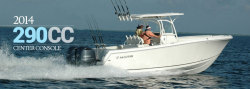 2014 - Sailfish Boats - 290 CC