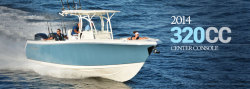 2014 - Sailfish Boats - 320 CC