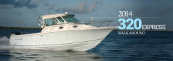 2014 - Sailfish Boats - 320 Express