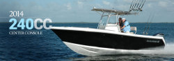2014 - Sailfish Boats - 240 CC