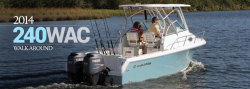 2014 - Sailfish Boats - 240 WAC