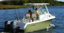 2015 - Sailfish Boats - 240 WAC