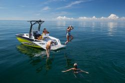 2018 - Scarab Boat - 195 Open ID