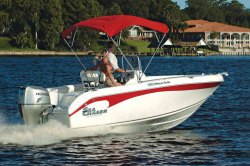 2014 - Sea Chaser Boats - 1900 CC Offshore