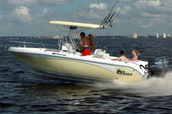 2014 - Sea Chaser Boats - 2400 CC Offshore