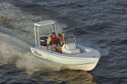 2009 - Sea Chaser Boats - 160 FS