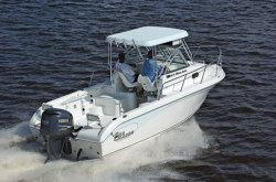 2010 - Sea Chaser Boats - 2100 WA
