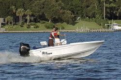 2010 - Sea Chaser Boats - 190 BR