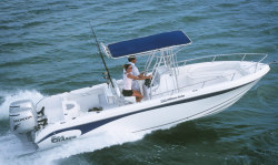 2011 - Sea Chaser Boats - 2100 CC Offshore