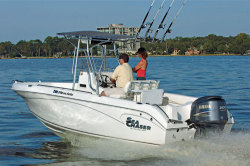 2012 - Sea Chaser Boats - 2100 CC Offshore