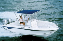 2012 - Sea Chaser Boats - 2400 CC Offshore