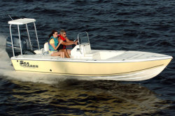 2012 - Sea Chaser Boats - 180 FS