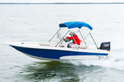 2020  - Sea Chaser Boats - 21 Sea Skiff