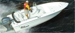 Sea Chaser Boats 1800 CC Offshore Center Console Boat