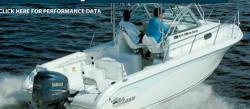 Sea Chaser Boats 2100 WA Offshore Walkaround Boat