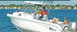 Sea Chaser Boats 2400 WA Single Walkaround Boat