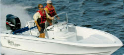 Sea Chaser Boats 190 Bay Runner Bay Boat