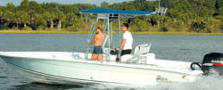 Sea Chaser Boats 245LX Bay Runner Bay Boat