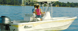 Sea Chaser Boats 250LX Bay Runner Bay Boat