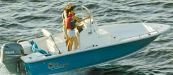 Sea Chaser Boats 1800 RG Center Console Boat