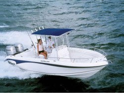 Sea Chaser Boats - 2400 CC
