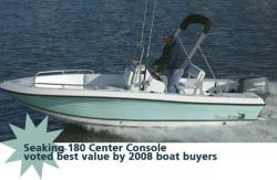 2009 - Kencraft Boats - 180 CC Sea King