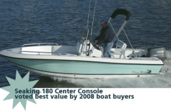 2011 - Kencraft Boats - 180CC Sea King