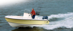 2013 - Kencraft Boats - 190 CC Sea King