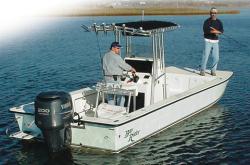 2013 - Kencraft Boats - 2460 Bay Rider