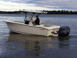 2015 - Kencraft Boats - Challenger 235CC