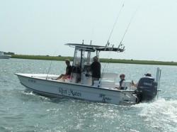 2015 - Kencraft Boats - 2460 Bay Rider