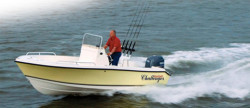 2016 - Kencraft Boats - Challenger 190CC