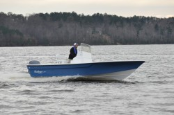 2016 - Kencraft Boats - 218 Challenger Bay Series