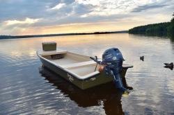 2018 - Kencraft Boats - 1660 Bay Rider