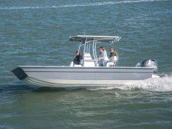 2018 - Kencraft Boats - 2260 FS Bay Rider
